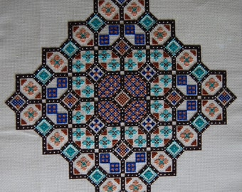 Nain Diamond Cross Stitch