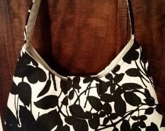 Linen handbag, Handbag, Cloth Bag, Purse