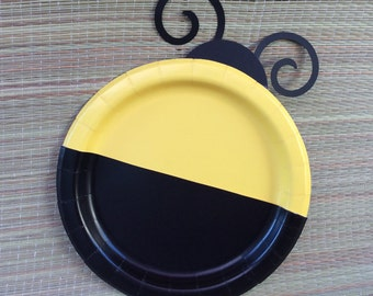 Bumble Bee Birthday Baby Shower Decoration What Will It BEE