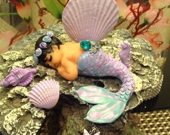 Royalty Baby Mermaid