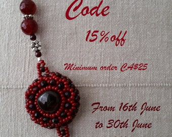 15% discount coupon code for everyone!