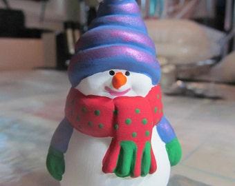 Comfy Snowman