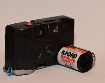 Refurbished Disposable Camera with Black and White film