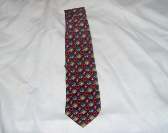 A Nice Vintage Christian Dior Monsieur Men's Necktie Made from Imported Materials