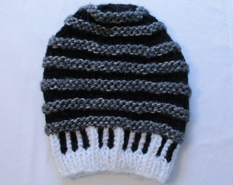 Accordion Knitted Hat
