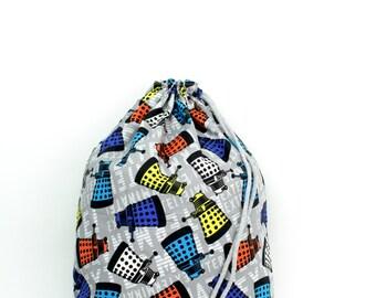 New Daleks Doctor Who Gym Bag - hannisch