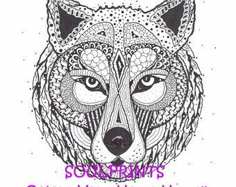 Adult Colouring Pages Printable Coloring Book Page Download