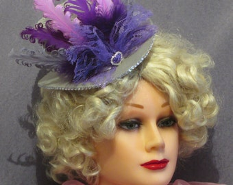 Burlesque Mini hat