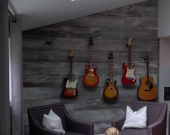 DIY Barn Board Wall Planks
