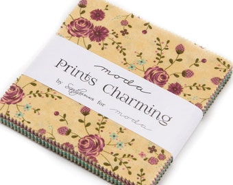 Prints Charming - Charm Pack - MODA - Sandy Gervais