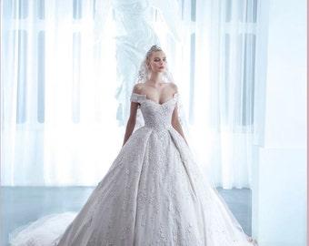 Fairytale princess wedding dress