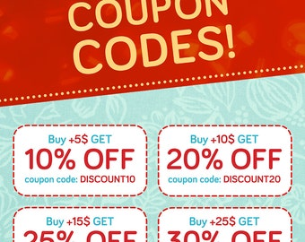 DISCOUNT COUPON CODES Stickers Coupon Codes stickers. Save Money on Multiple Purchases. Discount Coupon Codes planner stickers Sale stickers