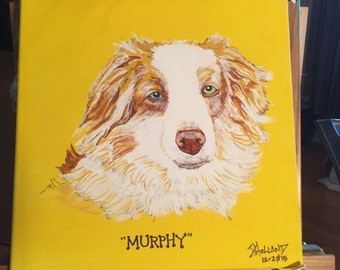 MURPHY - Can Paint Your Pets.