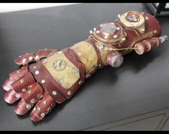 Steampunk Gauntlet / Robotic Arm