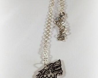 Necklace House Stark
