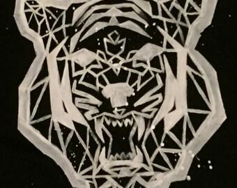 MV art hand painted t-shirts