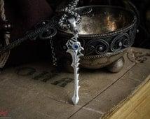 Rapier artifact inspired by dota 2 gamer jewelry !