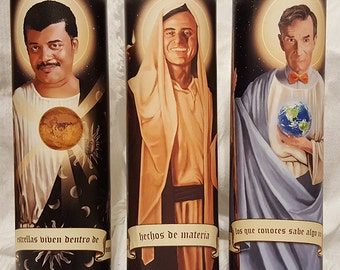 Saints of Science Holy Trinity