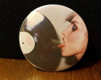 "Debbie Harry 2.25"" Pinback Button"