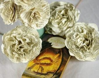 The Hobbit Flower Bouquet Using A Second Hand Novel