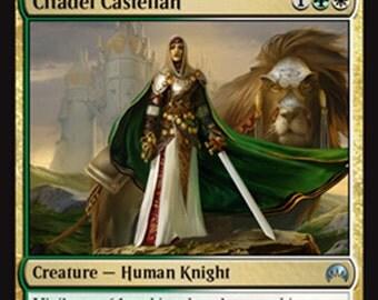 Citadel Castellan. MTG artist proof.