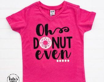 "Shop ""donut shirt"" in Girls' Clothing"