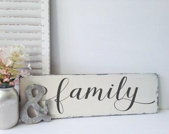 Family Wood Decor, Rustic Family Decor, Family Wood Wall Art