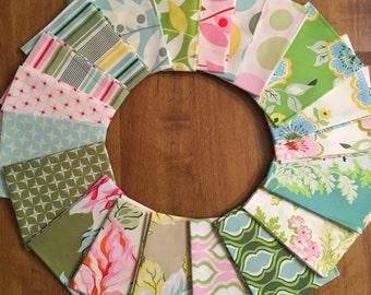 SALE ~ Heather Bailey ~ Nicey Jane ~ 20 piece fat quarter bundle