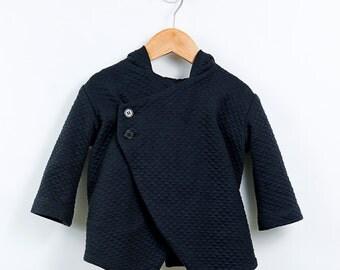 Organic Textured Jacket