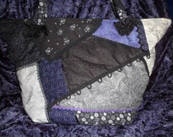 Patchwork bag handbag purse