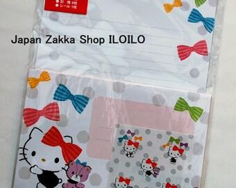 Hello Kitty's Letter Set