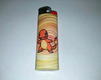Custom Pokemon Charmander Lighter