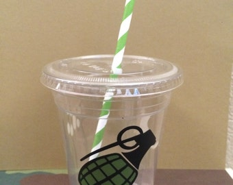 Army Party Cups