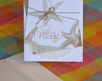 Handmade All Occasion Card, StampinUp Card