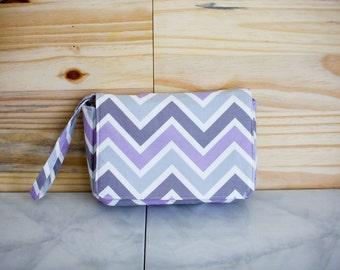 Small purse, clutch, organizer bag