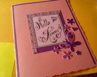 Handwritten Cards