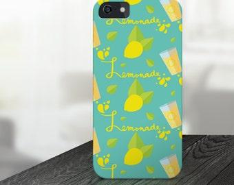 lemonade iphone case, lemon iphone case, lemonade iphone 6 case, lemon iphone 5 case, lemonade iphone 6s case, lemon iphone 5s case,