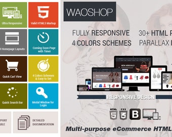 Design and Develop a WordPress eCommerce website