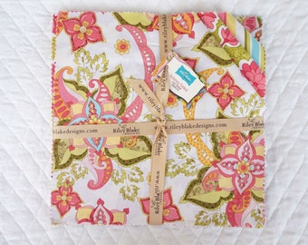 Bohemian Festival - Layer Cake - 24 pieces - by Lila Tueller - for Riley Blake Fabric