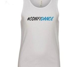 CONFIDANCE Youth Boys Tank!
