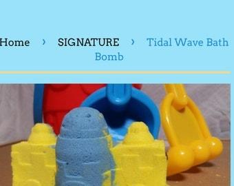 Tidal Wave Bathbomb
