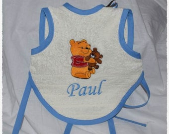 "Bib apron ""Teddy bear"""