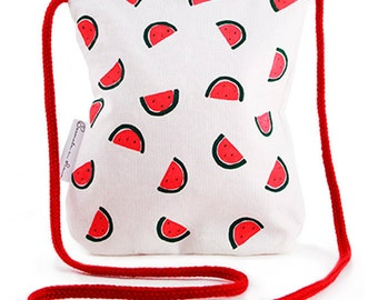 Bag watermelons