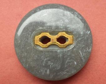 11 grey buttons 18mm (5652) button