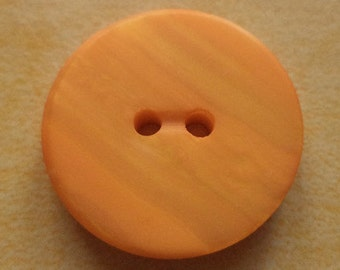 8 orange buttons 22mm (639) button
