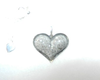 Cremation Heart necklace
