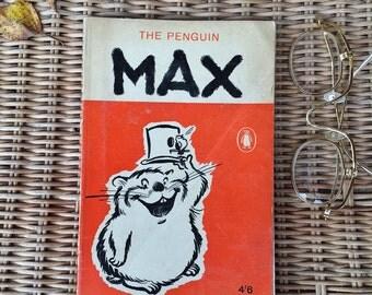 The Penguin Max - Giovannetti - Penguin Books #1825 - printed 1962