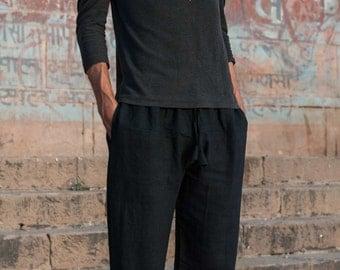 Natural Khadi Trouser/ Pants