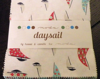 Daysail Charm Pack by Bonnie & Camille for Moda