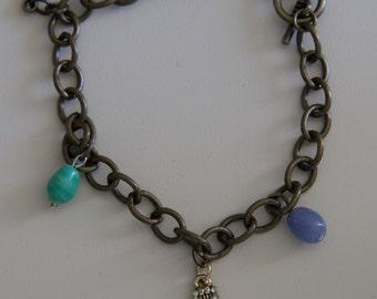 Music Lover's Charm Bracelet